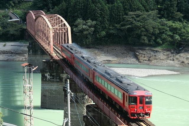 九州横断特急